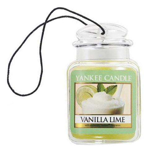 Гелевый ароматизатор для автомобиля Vanilla Lime