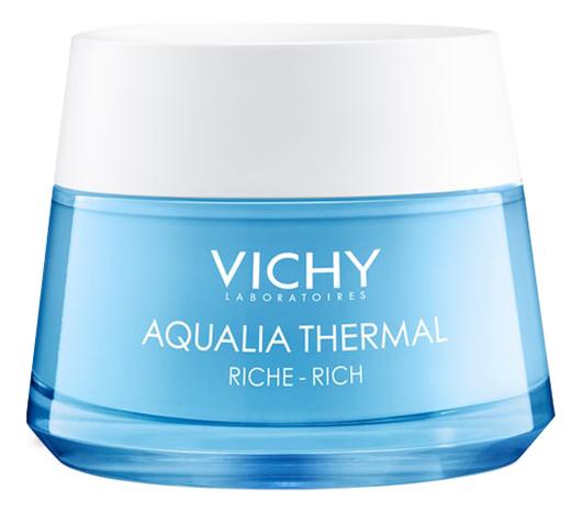 Насыщенный крем для лица Динамичное увлажнение Aqualia Thermal: Крем 50мл набор aqualia thermal