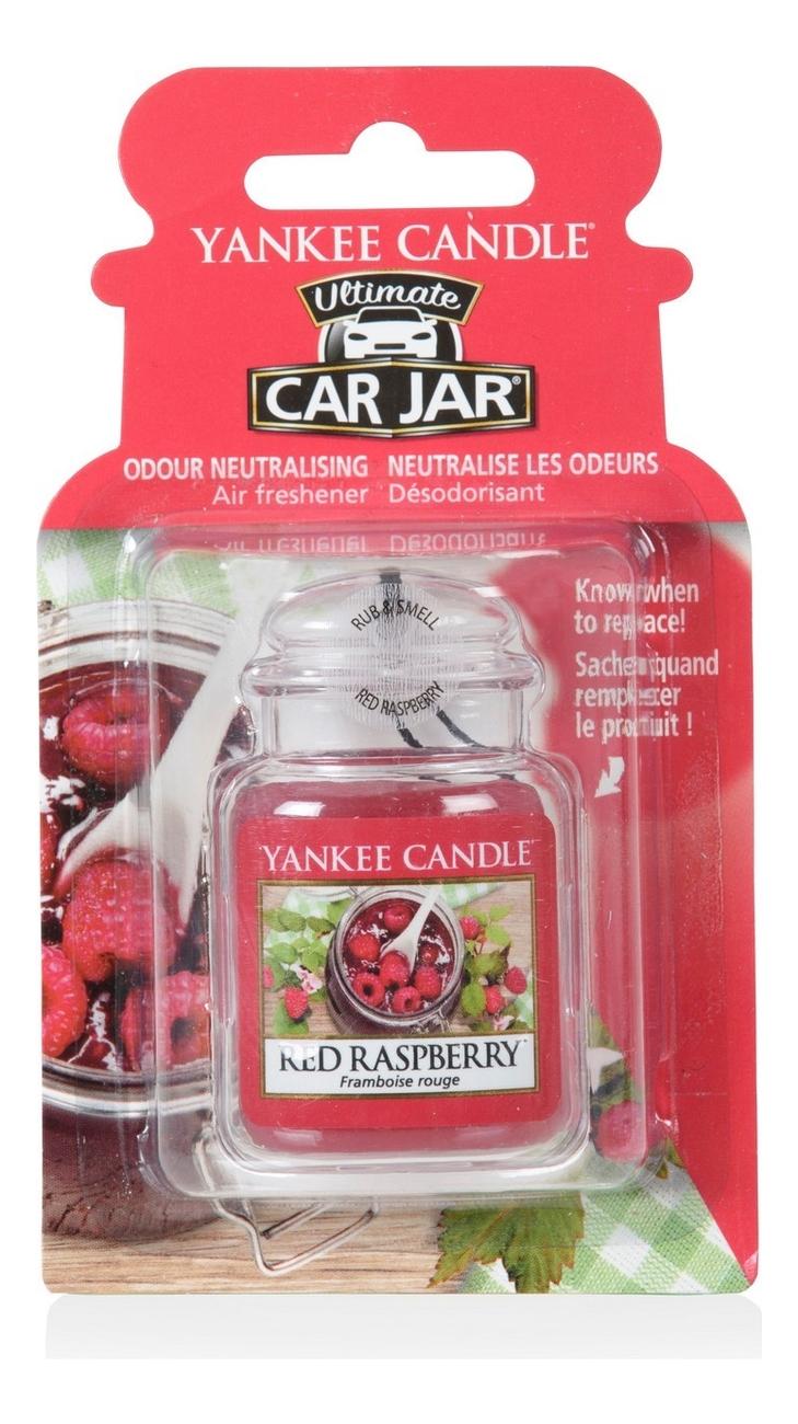 Гелевый ароматизатор для автомобиля Red Raspberry
