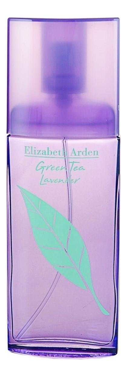 Elizabeth Arden Green Tea Lavender: туалетная вода 50мл тестер фото