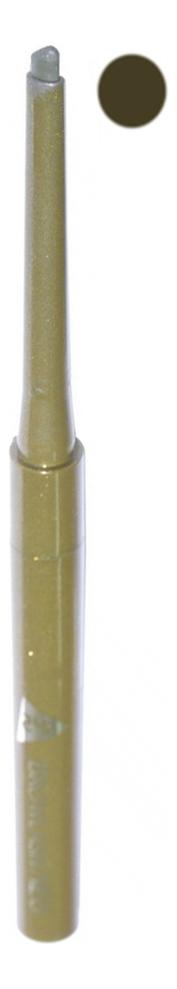 Водостойкая подводка-карандаш для глаз Brow Lash Slim Pencil Liner: Хаки водостойкая подводка для глаз brow lash ex насыщенный черный
