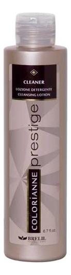 Купить Лосьон для удаления краски с кожи головы после окрашивания Colorianne Prestige Cleaner 200мл, Brelil Professional