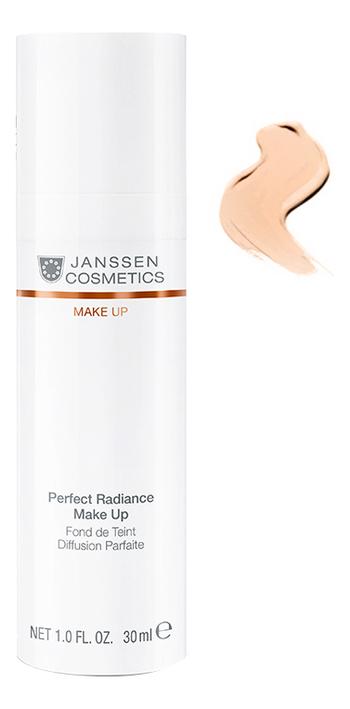 Стойкий тональный крем для лица Perfect Radiance Make-Up SPF15 30мл: No 02 (олива) стойкий тональный крем для лица perfect radiance make up spf15 30мл no 04 американо