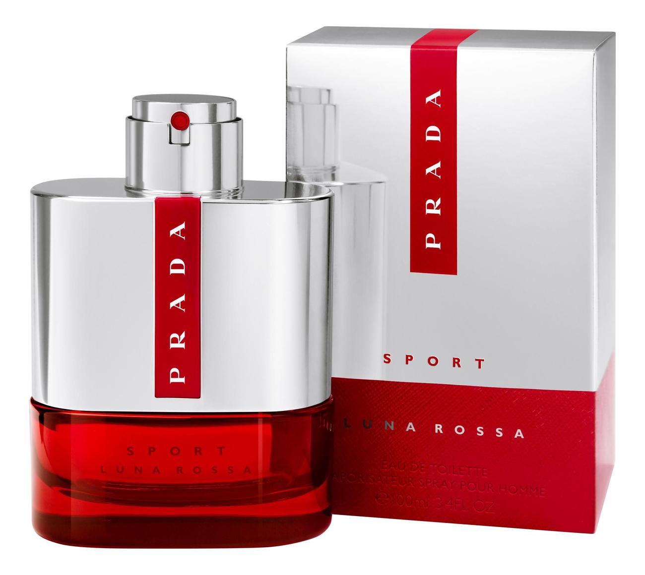 Купить Luna Rossa Sport: туалетная вода 100мл, Prada