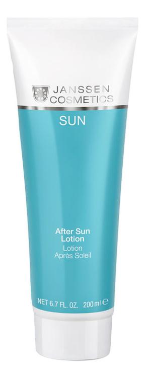 Успокаивающее молочко для тела после загара Sun After Sun Lotion 200мл