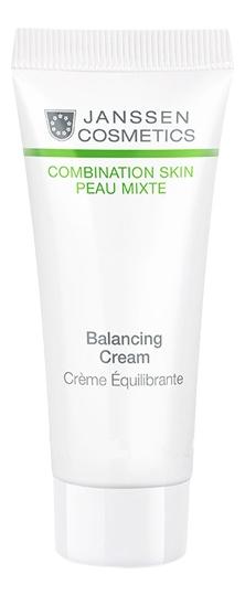 Фото - Балансирующий крем для лица Combination Skin Balancing Cream 10мл: Крем 10мл janssen крем balancing cream балансирующий 200 мл