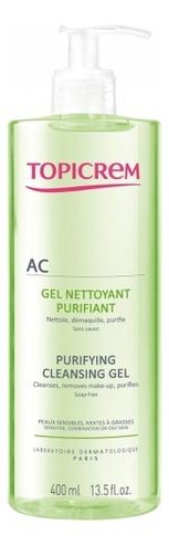 Гель для лица Peaux Mixtes A Grasses Ac Gel Nettoyant Purifiant: Гель 400мл noreva exfoliac gel doux nettoyant purifiant