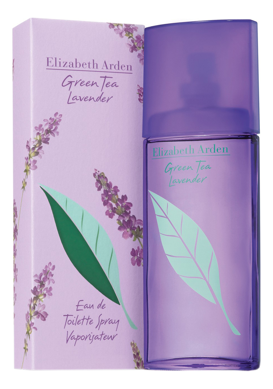 Green Tea Lavender: туалетная вода 100мл недорого