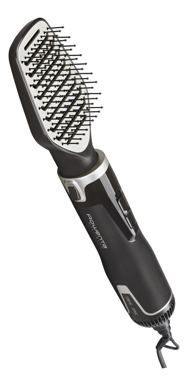 Фото - Фен-щетка для волос CF8361D0 1200W (2 насадки) фен для волос bambino bab5510e 1200w 1 насадка 1 диффузор