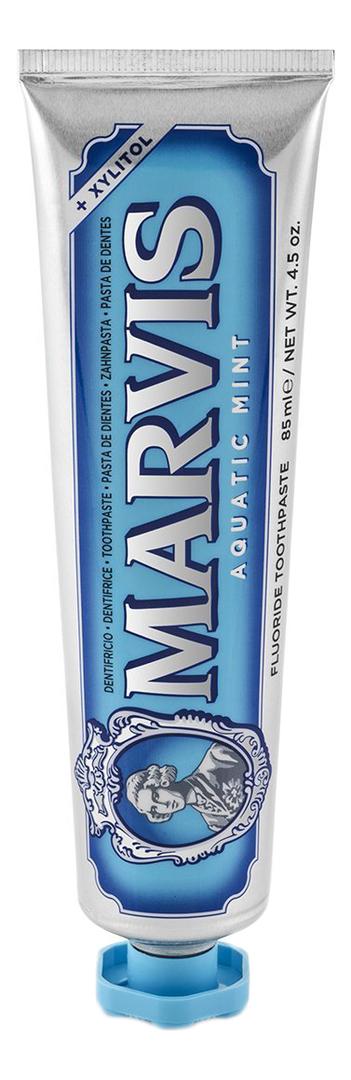 Купить Зубная паста Cвежая мята Aquatic Mint: Зубная паста 85мл, MARVIS