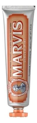 Купить Зубная паста Мята и имбирь Ginger Mint: Зубная паста 85мл, MARVIS