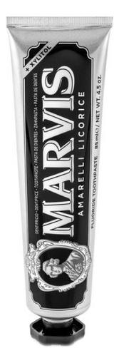 Купить Зубная паста Лакрица амарелли Amarelli Licorice: Зубная паста 85мл, MARVIS
