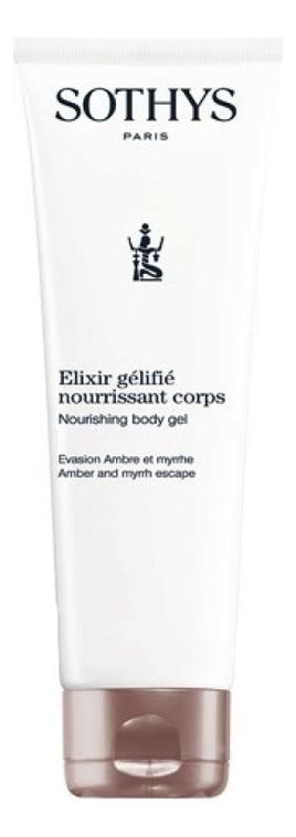 Гель для тела Elixir Gelifie Nourrissant Corps: Крем-гель 30мл гель для тела elixir gelifie nourrissant corps крем гель 30мл