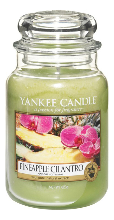Ароматическая свеча Pineapple Cilantro: Свеча 623г