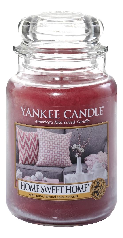 Ароматическая свеча Home Sweet Home: Свеча 623г
