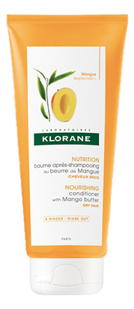 Бальзам-кондиционер для волос с маслом манго Beurre De Mangue Nutrition 200мл фото