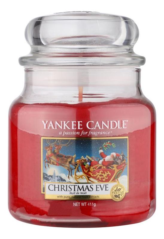 Ароматическая свеча Christmas Eve: Свеча 411г