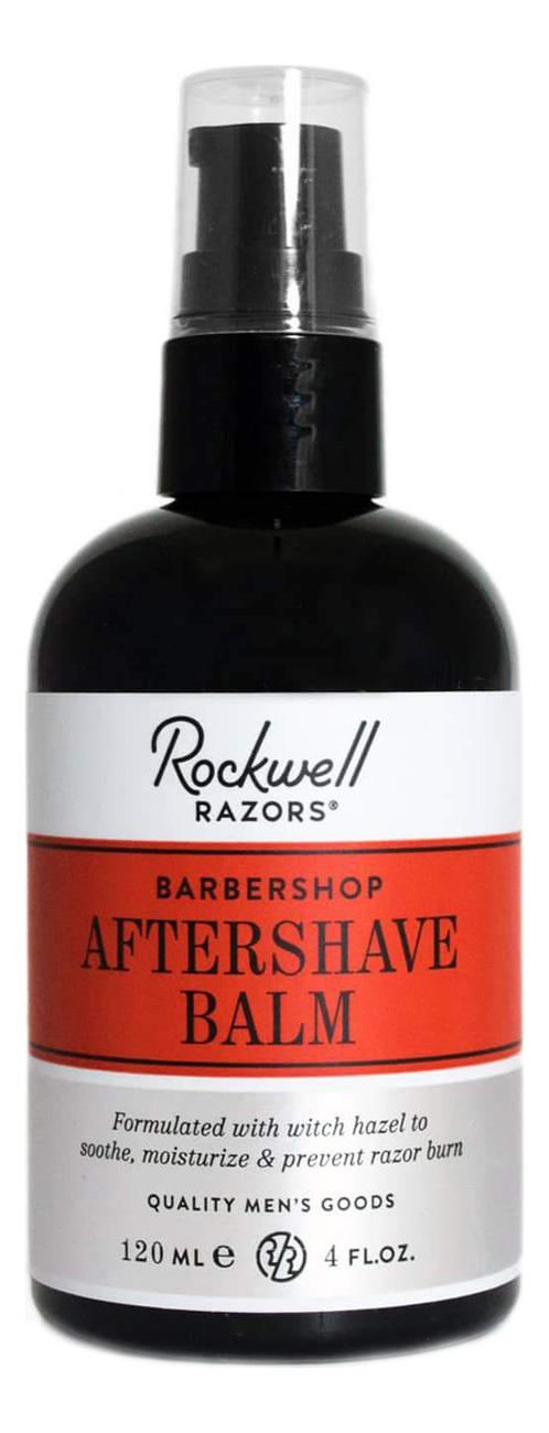 Бальзам после бритья Aftershave Balm 120мл бальзам после бритья sandalwood aftershave balm 100мл