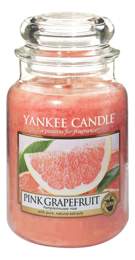 Ароматическая свеча Pink Grapefruit: Свеча 623г