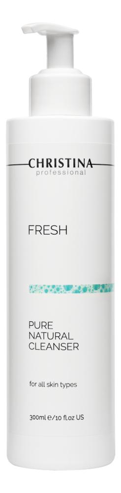 Очищающий гель для лица Fresh Pure Natural Cleanser 300мл christina fresh pure natural cleanser отзывы