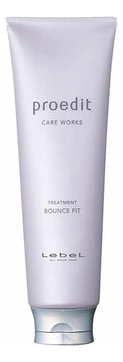 Маска для волос Proedit Care Works Treatment Bounce Fit