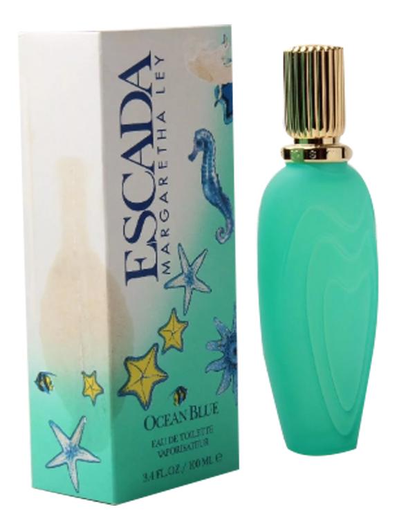 Купить Margaretha Ley Ocean Blue: туалетная вода 100мл, Escada