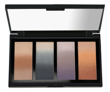 Cargo Cosmetics Палетка теней для век HD Picture Perfect Gradient Eye Shadow Palette