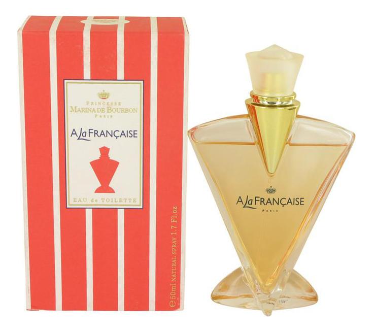 Princesse Marina De Bourbon A La Francaise: парфюмерная вода 50мл