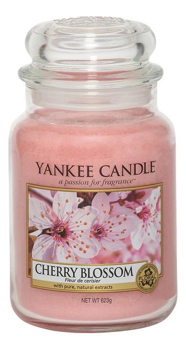 Ароматическая свеча Cherry Blossom: Свеча 623г
