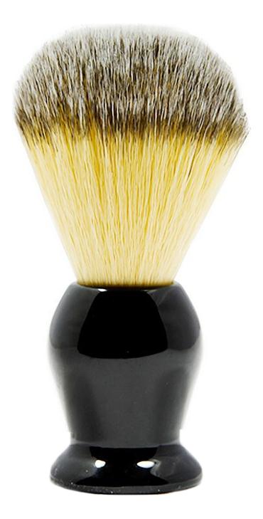 Помазок для бритья Synthetic Shaving Brush (черный акрил) недорого