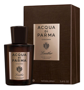 Acqua Di Parma Colonia Leather: одеколон 100мл подвесной светильник alfa parma 16941