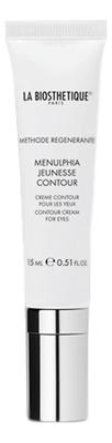 Купить Регенерирующий крем для кожи вокруг глаз Methode Regenerante Menulphia Jeunesse Contour 15мл, La Biosthetique