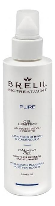 Купить Успокаивающий гель для чувствительной кожи головы Bio Treatment Pure Calming Gel 100мл, Brelil Professional