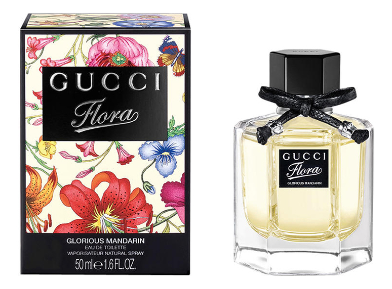 Gucci Flora by Glorious Mandarin: туалетная вода 50мл