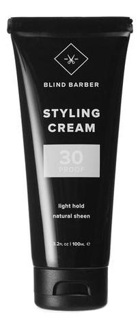 Крем для укладки волос легкой фиксации Styling Cream 30 Proof 100мл