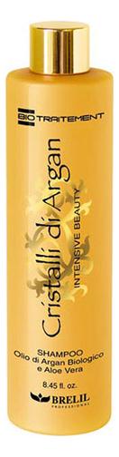 Шампунь для волос Bio Traitement Criistalli Di Argan Shampoo: Шампунь 250мл шампунь для мелированных волос bio treatment colour shampoo шампунь 250мл