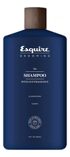 CHI Шампунь для волос Esquire The Shampoo With Oud Fragrance