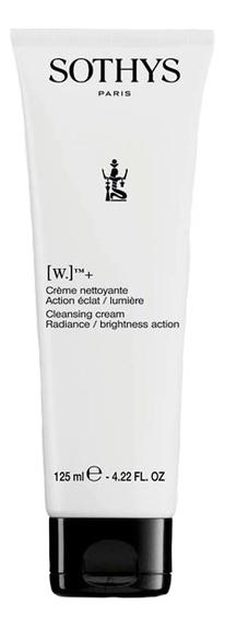 Купить Осветляющий крем для лица W.+ Creme Nettoyante: Крем 125мл, Sothys