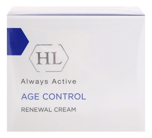 Крем для лица Age Control Renewal Cream 50мл holy land anti age peel 2