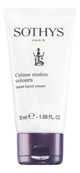 Крем для рук Creme Mains Velours: Крем 50мл clarins jeunesse des mains hello winter крем для рук jeunesse des mains hello winter крем для рук
