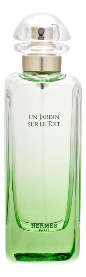 Hermes Un Jardin Sur Le Toit: туалетная вода 100мл тестер hermes un jardin sur le nil туалетная вода 15мл