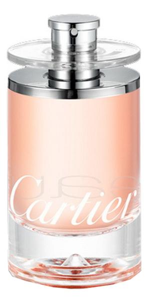 Cartier Eau De Cartier Essence De Paradis: туалетная вода 100мл тестер cartier must de cartier туалетная вода 100 мл