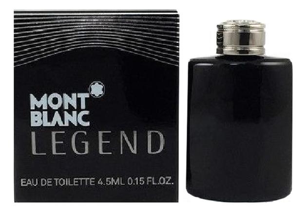 Legend Men: туалетная вода 4,5мл mont blanc legend men туалетная вода 100мл