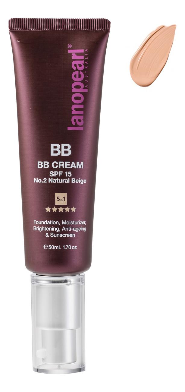Фото - BB крем для лица Bio Peak BB Cream SPF15 5 в 1 50мл: Natural Beige bb крем для лица cream the multi talented beauty balm 50мл almond