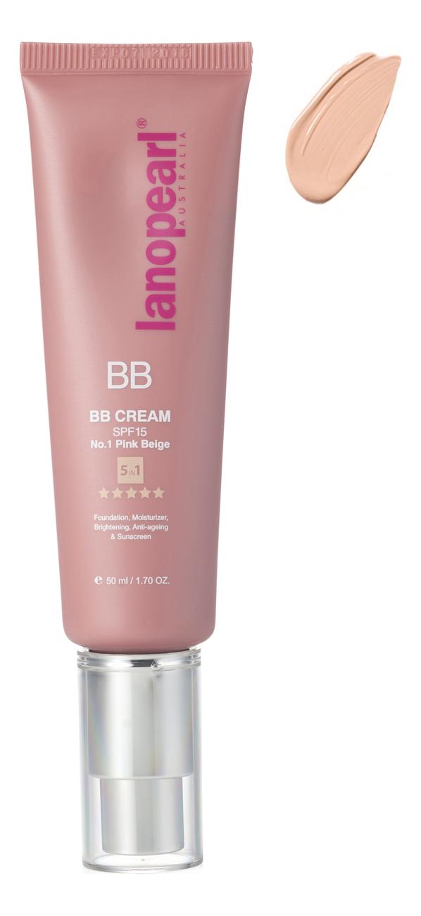 Фото - BB крем для лица Bio Peak BB Cream SPF15 5 в 1 50мл: Pink Beige bb крем для лица cream the multi talented beauty balm 50мл almond