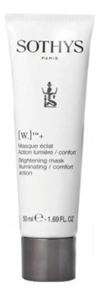 Купить Осветляющая маска для лица W.+ Brightening Mask: Маска 50мл, Sothys