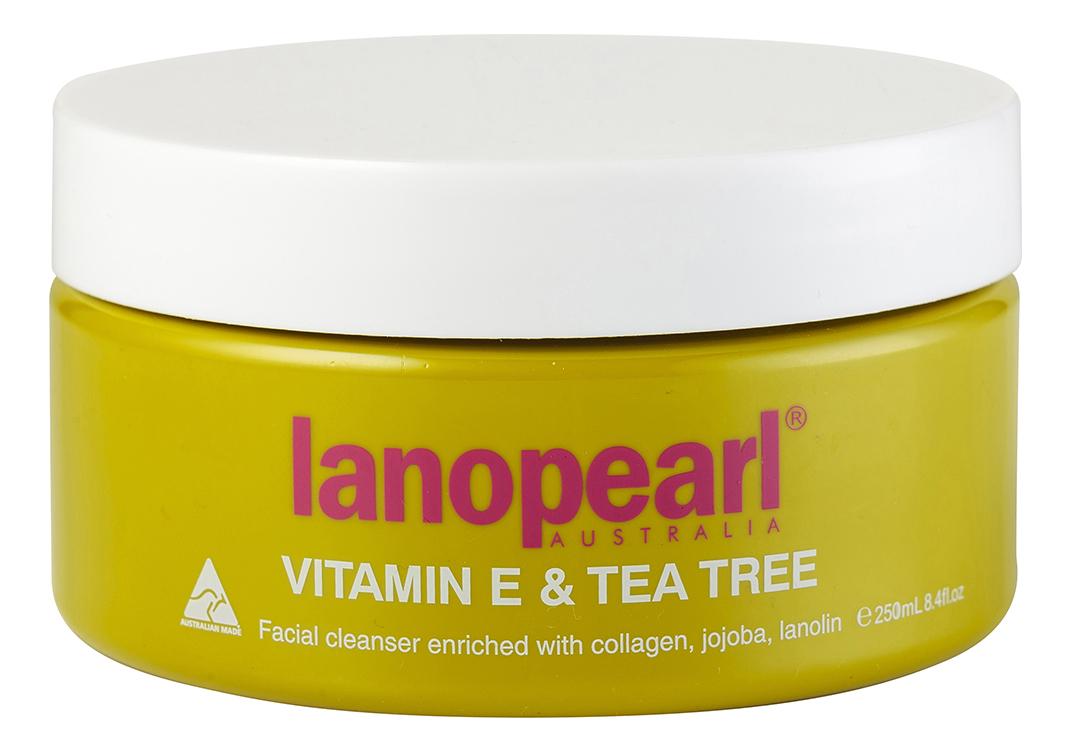 Очищающее средство для лица Vitamin E & Tea Tree 250мл недорого
