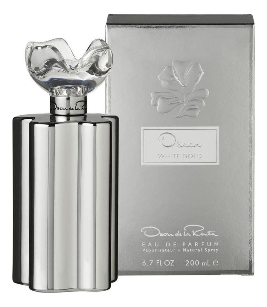Oscar De La Renta White Gold : парфюмерная вода 200мл