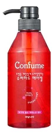 Гель для укладки волос Confume Super Hard Hair Gel: 400мл