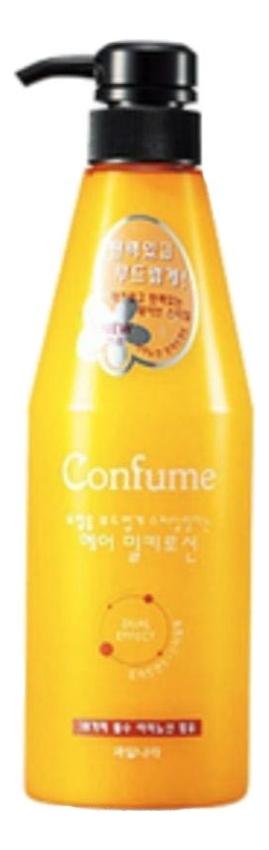 Лосьон для волос фиксирующий Confume Hair Miky Lotion: Лосьон 600мл фото